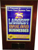 Top 500 Hispanic Business Magazine