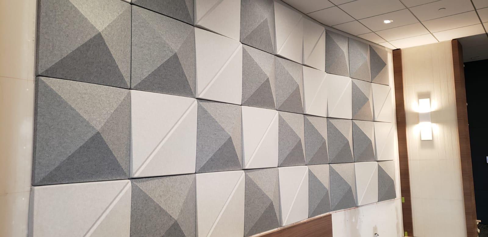 Acoustical Walls